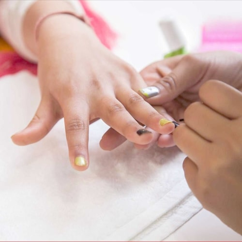 3 - 6 Years Old Manicure