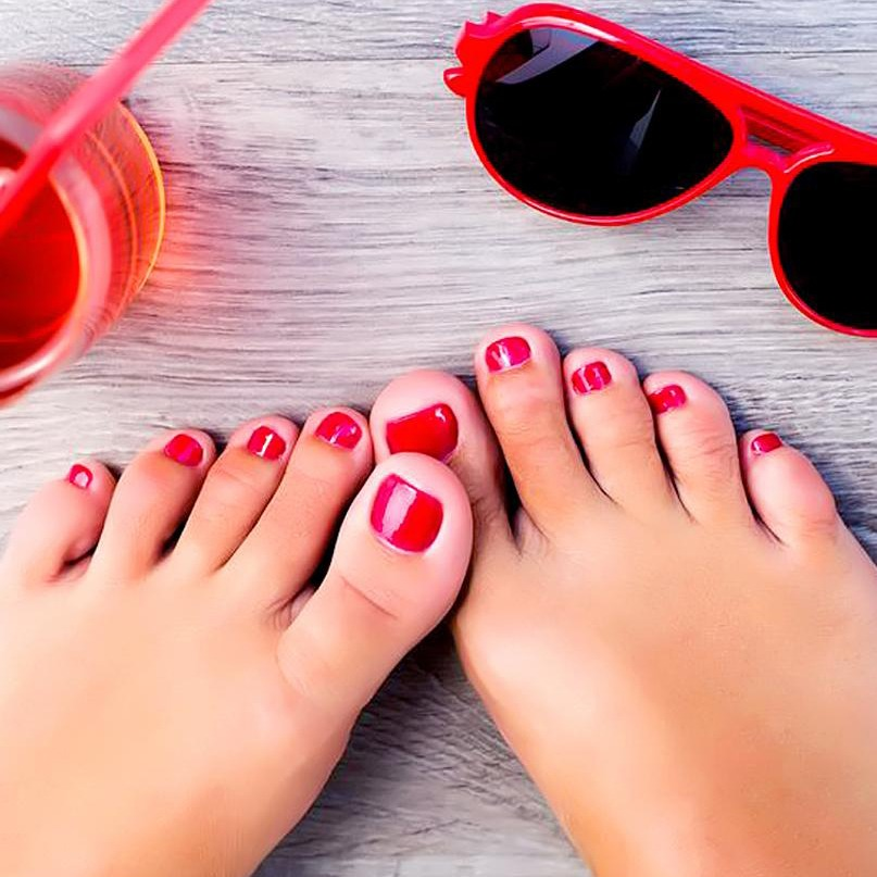 7 - 10 Years Old Pedicure