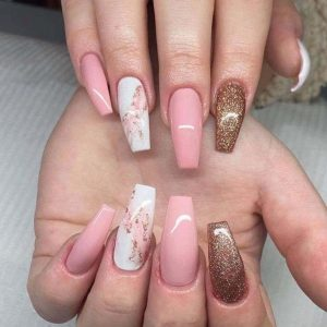 Color Acrylic Full Set