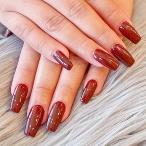 With Tips (SNS Nails)