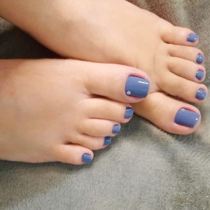 Organic Firewalker Pedicure with Gel Polish