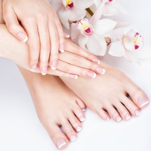 Serenity Signature Pedicure with Gel Polish