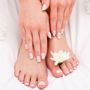 Ultimate Pedicure with Gel Polish